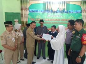 Pelayanan Percepatan Dokumen Pernikahan Masuk 1 Dapat 4 Dokumen Kecamatan Jetis