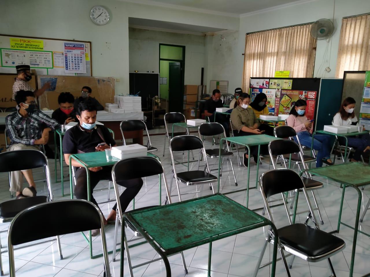 Pertemuan Pemuda-Pemudi Kelurahan Gowongan