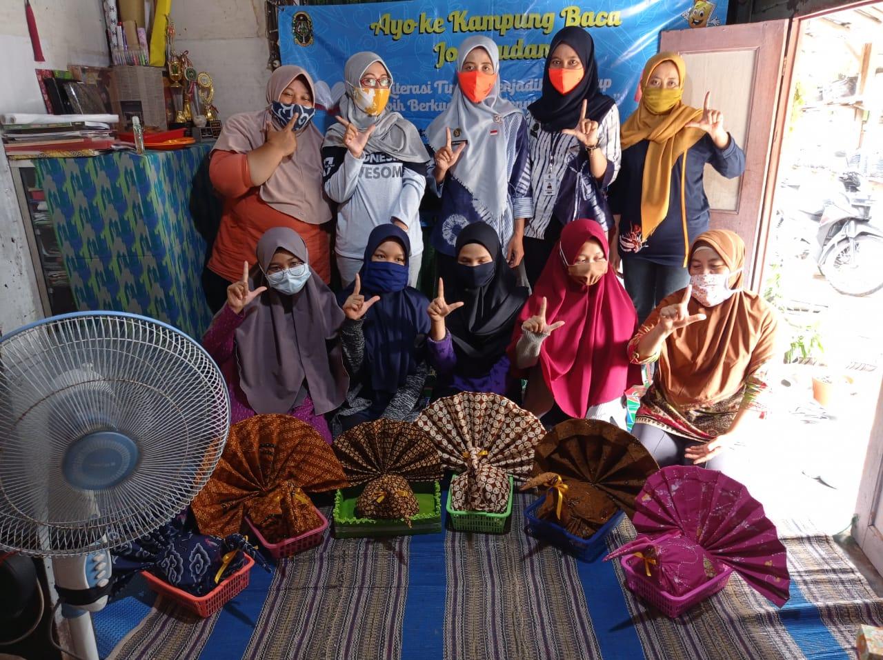 Kampung Baca Jogoyudan Sebagai Fasilitas Publik