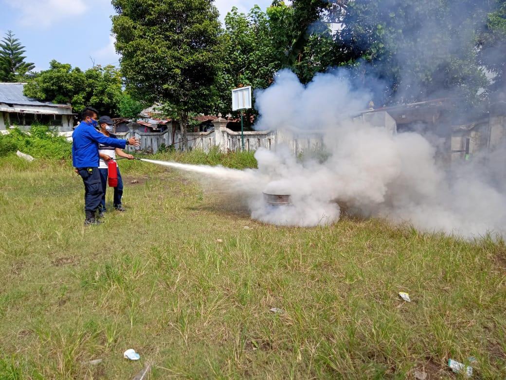 Pelatihan Penanggulangan Kebencanaan Perkotaan Kelurahan Gowongan